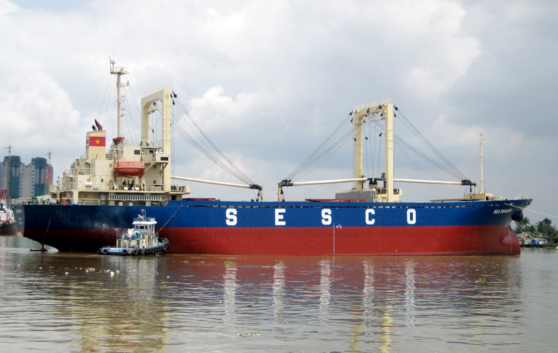 Mv. SEA DRAGON